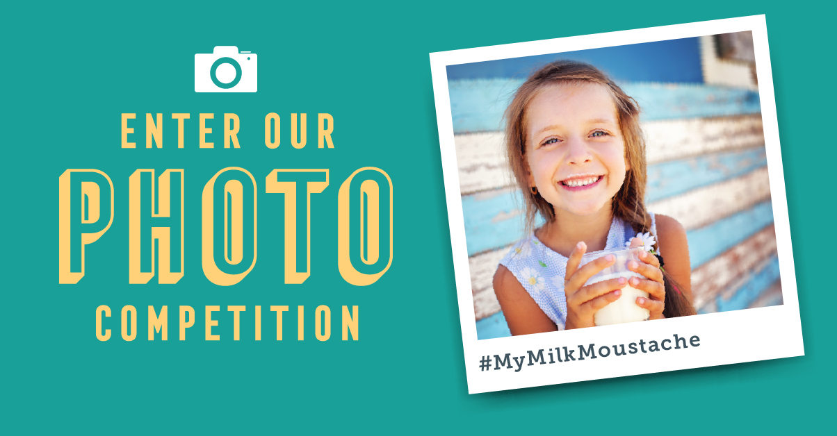 Photo Competition - MyMilkMoustache
